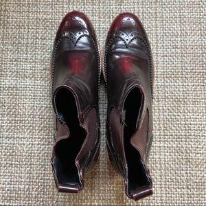 Chelsea Flatform Boot